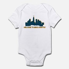 Welcome To Bear Country Infant Bodysuit