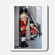 Nutcrackers in NYC ~ Mousepad