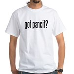 got pancit? White T-Shirt