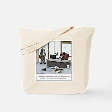 Cute New job Tote Bag
