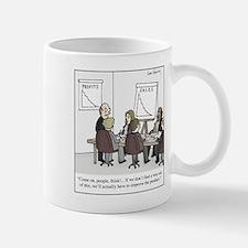 Cute Business planning Mug