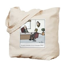 Cute Boss Tote Bag