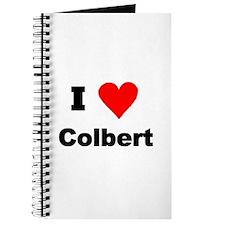 I Love Colbert Journal