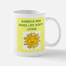 barbecue ribs Mug