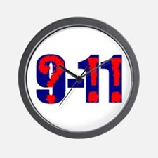 QUESTION 9-11 Wall Clock