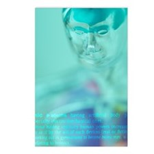 Bionic Postcards (Package of 8)