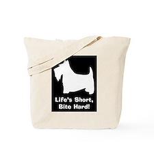 SCOTTIE - BITE HARD! Tote Bag