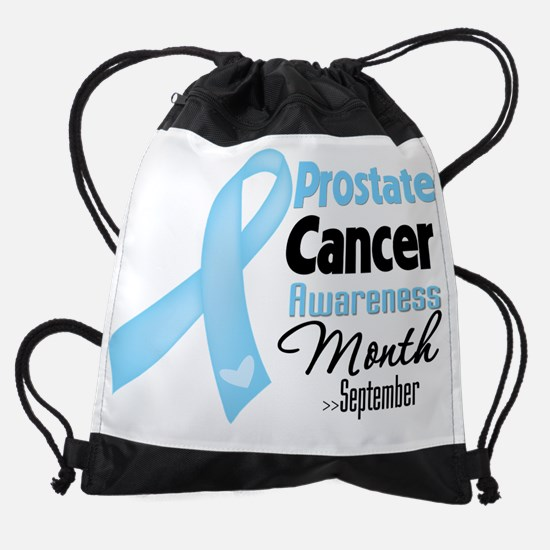 Prostate Cancer Awareness Month.png Drawstring Bag
