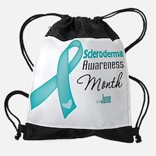 Scleroderma Awareness Month.png Drawstring Bag