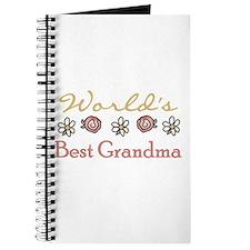 World's Best Grandma Journal