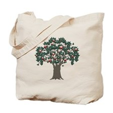 Orchard Tote Bag (Pears)