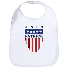 Join Deval Patrick Bib