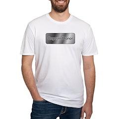 Orgasm Donor Shirt