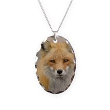 Red fox Necklace