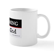 GW B&W Means to an End Mug