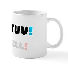 KOL TUV! - BE WELL! Small Mug