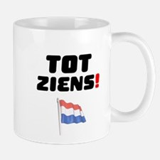 TOT ZIENS - NEDERLANDS Small Mug