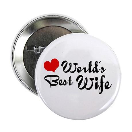World's Best Wife Button