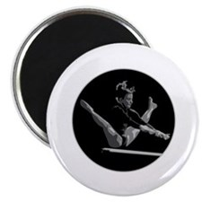 Gymnastics Circle Design Magnet