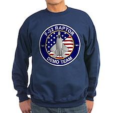 F-22 Raptor Sweatshirt (Dark)