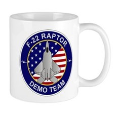 F-22 Raptor Mug