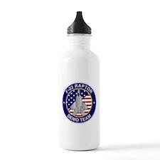F-22 Raptor Water Bottle