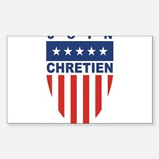 Join Todd Chretien Rectangle Decal