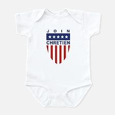 Join Todd Chretien Infant Bodysuit