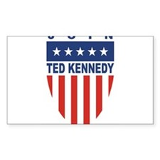 Join Ted Kennedy Rectangle Decal