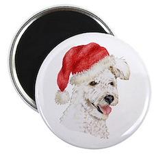 Christmas Pumi Magnet