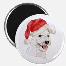 Christmas Pumi Magnet