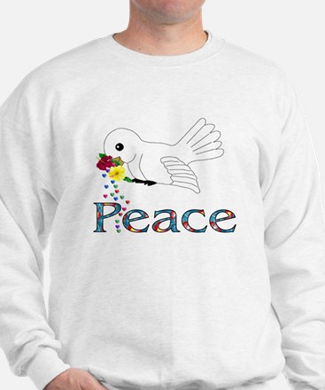 Peace Bird Jumper