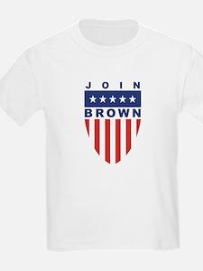 Join Sherrod Brown Kids T-Shirt