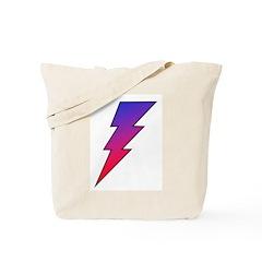 The Lightning Bolt 2 Shop Tote Bag