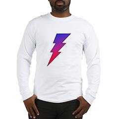 The Lightning Bolt 2 Shop Long Sleeve T-Shirt
