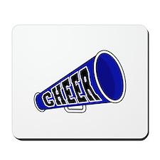 Blue Cheer Megaphone Mousepad