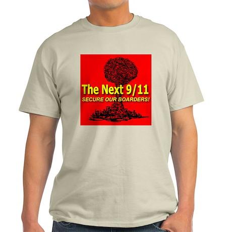 The Next 9/11 Ash Grey T-Shirt