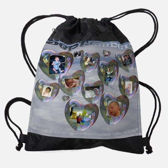 Sept Final - CHD FACTS - cafepress  Drawstring Bag