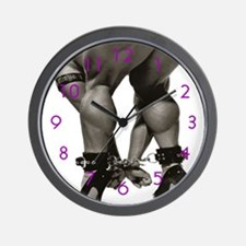 Queer Time !Wall Clock