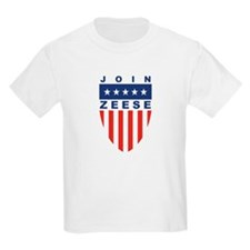Join Kevin Zeese Kids T-Shirt