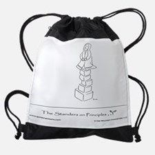 Neo spiritual art Drawstring Bag