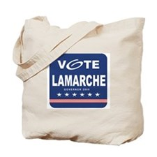Vote Pat LaMarche Tote Bag