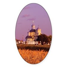 Russian Orthodox Church Decal