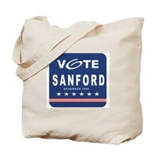 Vote Mark Sanford Tote Bag