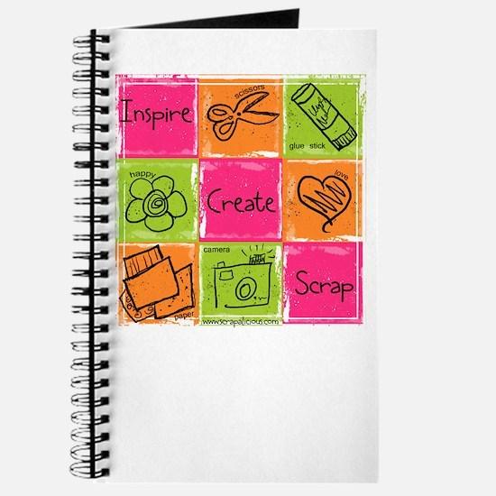 Scrapbook Doodle Journal