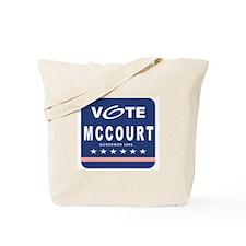Vote Malachy McCourt Tote Bag