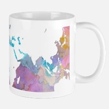 Design 48 World map Mugs