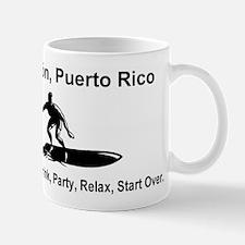 Rincon Surf T 3000 Mugs