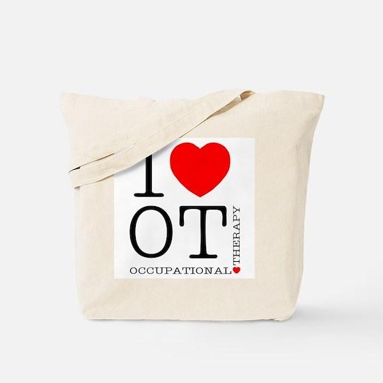 I Heart OT - Tote Bag