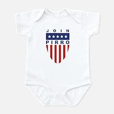Join Jeanine Pirro Infant Bodysuit
